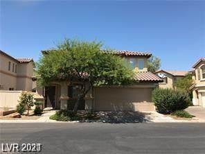 5712 Rose Tiara Drive, Las Vegas, NV 89139 (MLS #2296200) :: Signature Real Estate Group