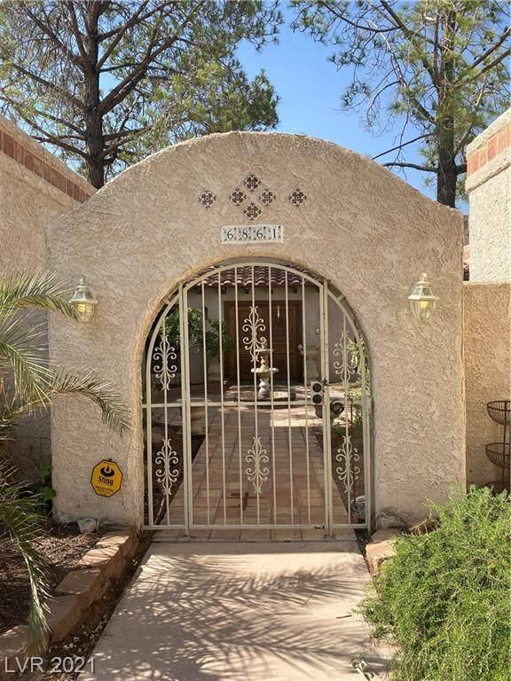 6861 E Washington Avenue, Las Vegas, NV 89110 (MLS #2296418) :: Custom Fit Real Estate Group