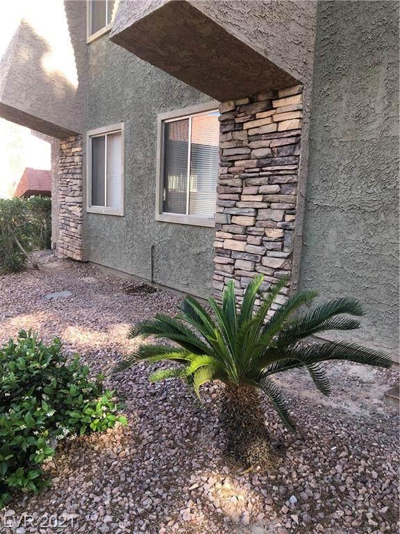 5471 Indian River Drive #411, Las Vegas, NV 89103 (MLS #2296536) :: Hebert Group | Realty One Group