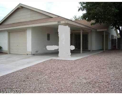 1811 Winterwood Boulevard, Las Vegas, NV 89142 (MLS #2296746) :: Lindstrom Radcliffe Group