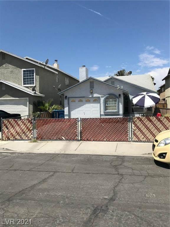 3899 Asimov Place, Las Vegas, NV 89115 (MLS #2297090) :: Jack Greenberg Group