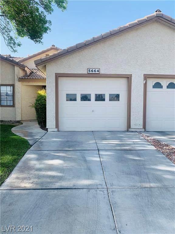 5664 Divot Place, Las Vegas, NV 89130 (MLS #2297118) :: Keller Williams Realty