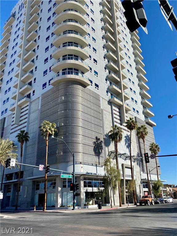 200 Hoover Avenue #812, Las Vegas, NV 89101 (MLS #2297486) :: Keller Williams Realty