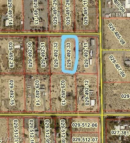 2051 Mcmurray Drive, Pahrump, NV 89060 (MLS #2297721) :: 775 REALTY