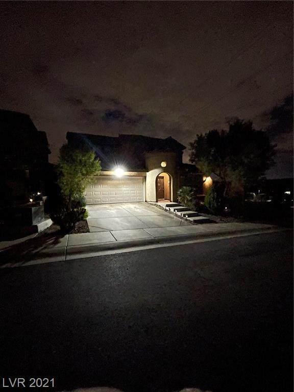 63 Silent Desert Court, Henderson, NV 89012 (MLS #2297898) :: The Chris Binney Group | eXp Realty