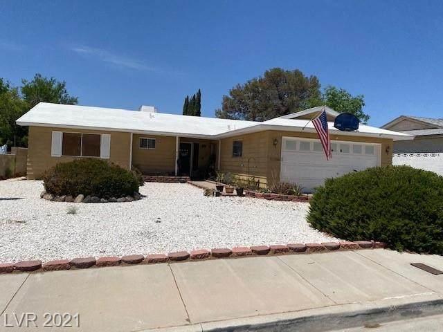 836 Benita Place, Boulder City, NV 89005 (MLS #2297899) :: The Chris Binney Group | eXp Realty