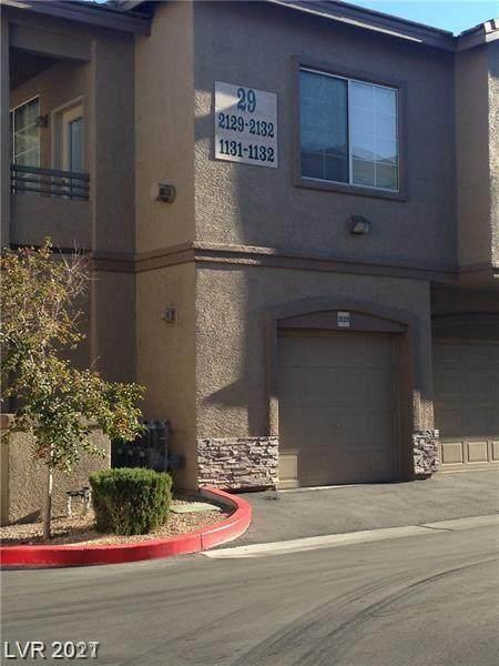 9901 Trailwood Drive #2129, Las Vegas, NV 89134 (MLS #2298951) :: Lindstrom Radcliffe Group