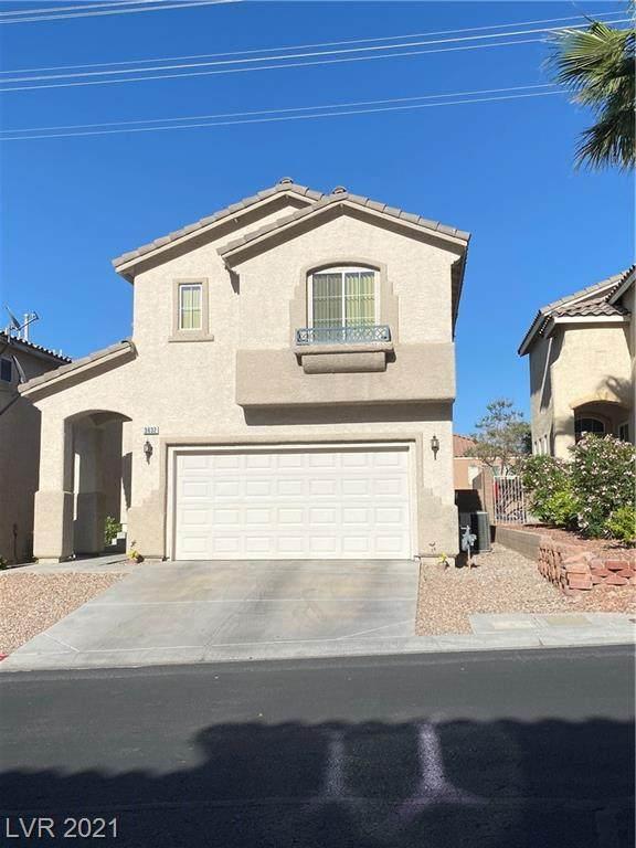 3632 Starlight Evening Street, Las Vegas, NV 89129 (MLS #2299284) :: Jeffrey Sabel