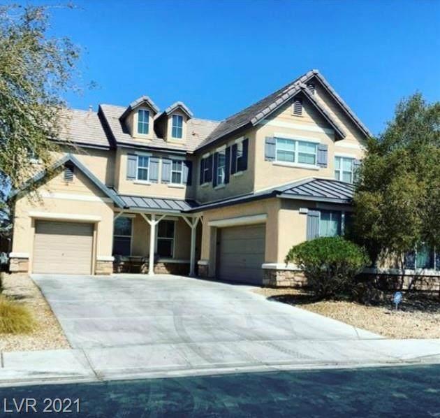 5637 Clarendon Lane, North Las Vegas, NV 89081 (MLS #2299328) :: Signature Real Estate Group