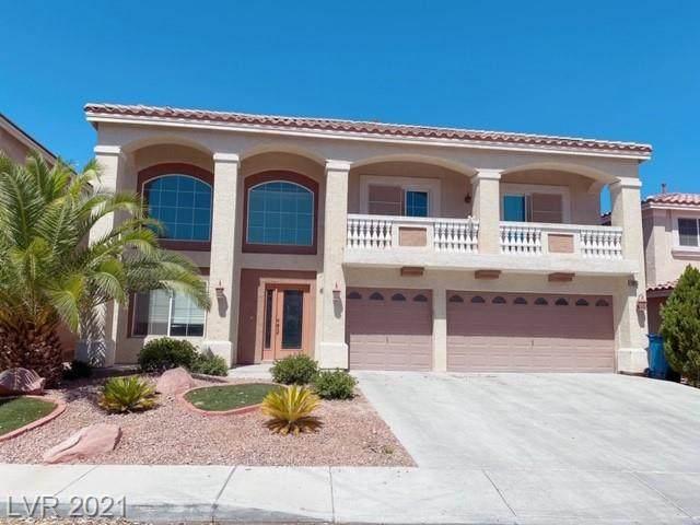 7843 Tahoe Ridge Court, Las Vegas, NV 89139 (MLS #2299792) :: Signature Real Estate Group