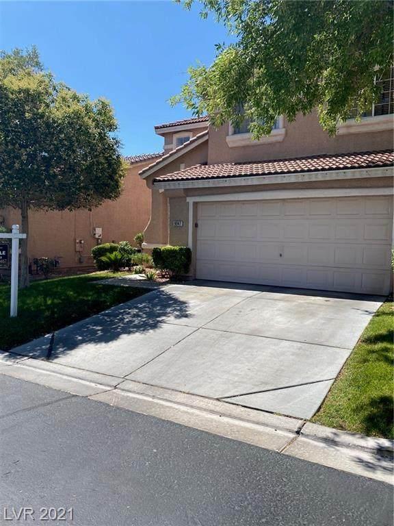 9947 Canyon Peak Drive, Las Vegas, NV 89147 (MLS #2299899) :: Custom Fit Real Estate Group