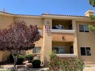 1050 E Cactus Avenue #1085, Las Vegas, NV 89183 (MLS #2299959) :: Hebert Group | Realty One Group