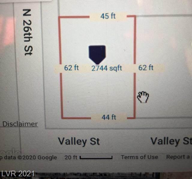 26th Street, Las Vegas, NV 89101 (MLS #2300227) :: Vestuto Realty Group