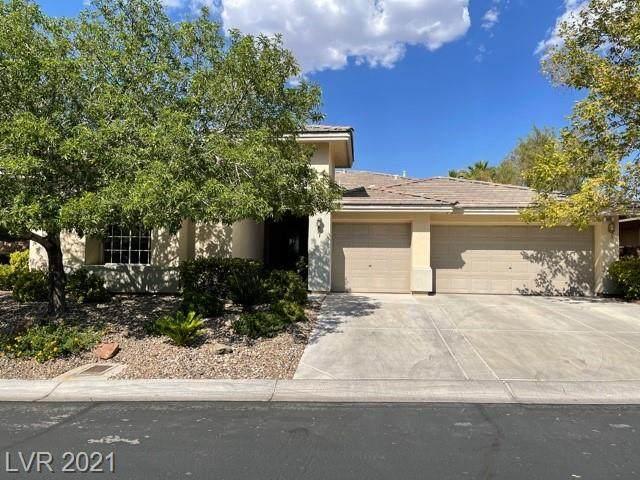 608 Point Ridge Place, Las Vegas, NV 89145 (MLS #2300410) :: Lindstrom Radcliffe Group