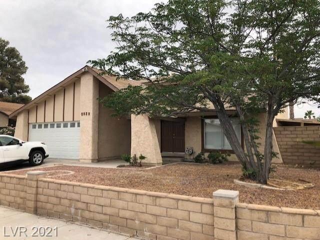 5929 W Cherokee Avenue, Las Vegas, NV 89103 (MLS #2302044) :: Vestuto Realty Group