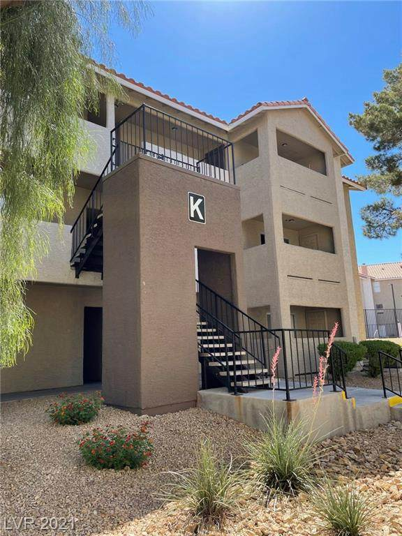 4200 S Valley View Boulevard #1048, Las Vegas, NV 89103 (MLS #2302056) :: Jack Greenberg Group
