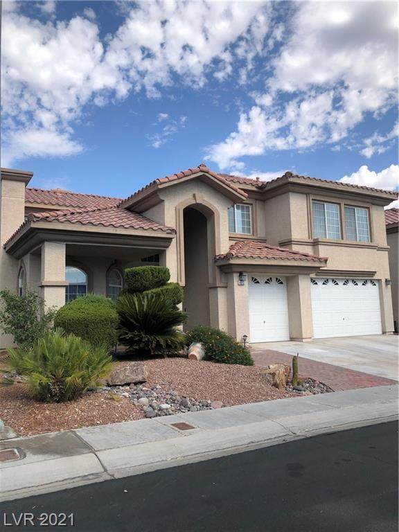 4512 Laguna Vista Street, Las Vegas, NV 89147 (MLS #2302161) :: Hebert Group | Realty One Group