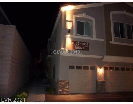 9303 Gilcrease Avenue #1055, Las Vegas, NV 89149 (MLS #2302337) :: Team Michele Dugan