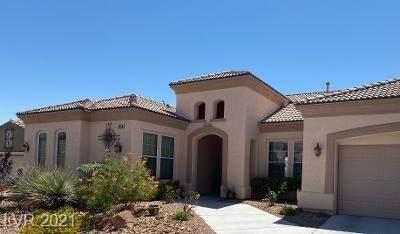 4200 Pacifico Lane, Las Vegas, NV 89135 (MLS #2302579) :: Hebert Group | Realty One Group