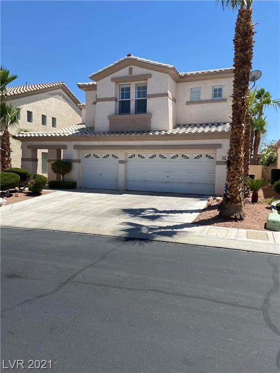 351 Turtle Peak Avenue, Las Vegas, NV 89148 (MLS #2302740) :: Lindstrom Radcliffe Group
