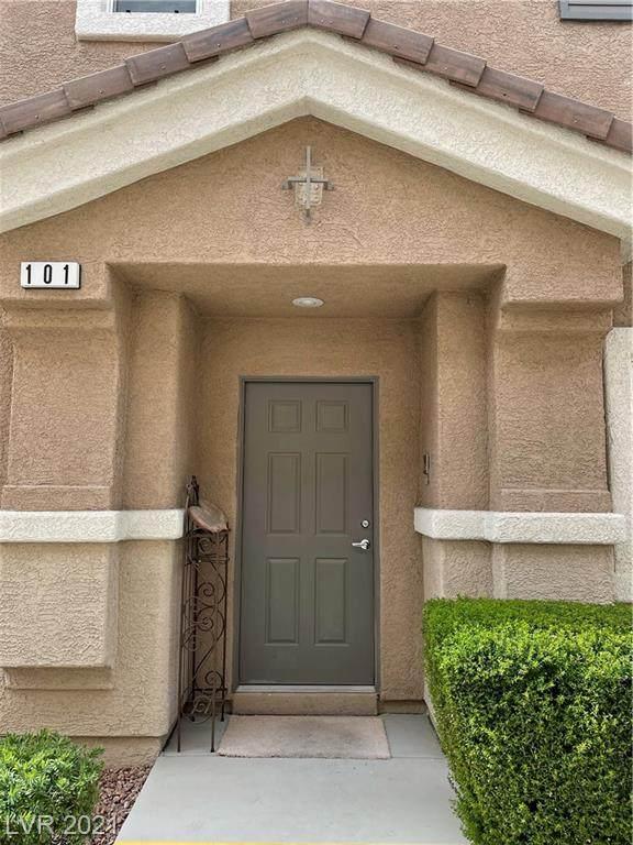10119 Sunset Palisades Way #101, Las Vegas, NV 89183 (MLS #2303095) :: Jack Greenberg Group
