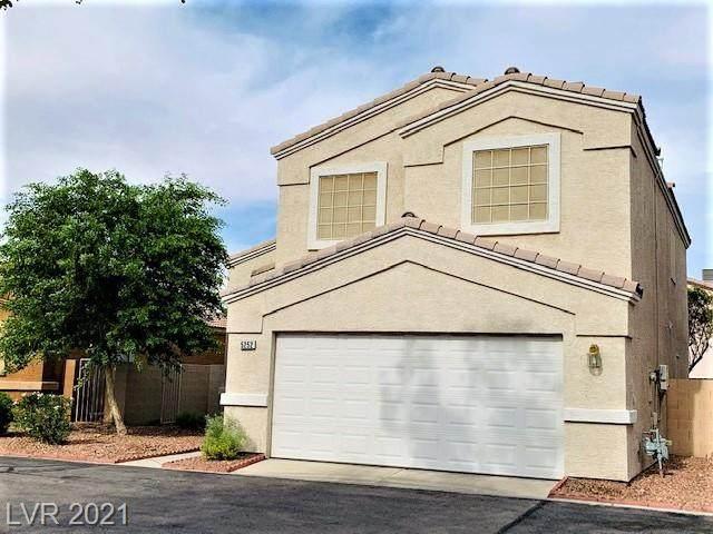 5252 Mineral Lake Drive, Las Vegas, NV 89122 (MLS #2303172) :: Jack Greenberg Group