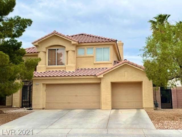 5112 Sequin Drive, Las Vegas, NV 89130 (MLS #2303397) :: Jack Greenberg Group