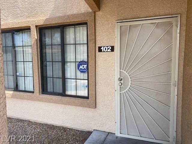 2030 Rancho Lake Drive #102, Las Vegas, NV 89108 (MLS #2303593) :: DT Real Estate