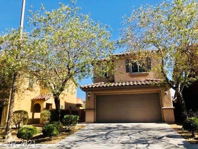 9265 Valley Ranch Avenue, Las Vegas, NV 89178 (MLS #2303600) :: Signature Real Estate Group