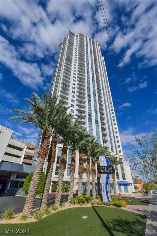 200 W Sahara Avenue #3006, Las Vegas, NV 89102 (MLS #2303633) :: The Shear Team