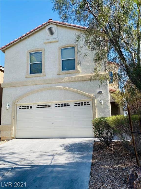 4928 Blue Bay Court, Las Vegas, NV 89141 (MLS #2303898) :: Lindstrom Radcliffe Group