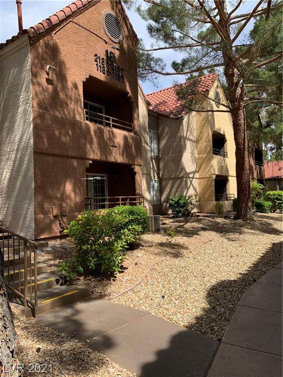 2200 S Fort Apache Road #2132, Las Vegas, NV 89117 (MLS #2304096) :: Custom Fit Real Estate Group