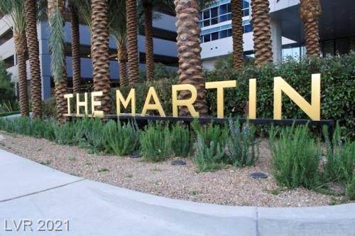 4471 Dean Martin Drive #1106, Las Vegas, NV 89103 (MLS #2304243) :: DT Real Estate