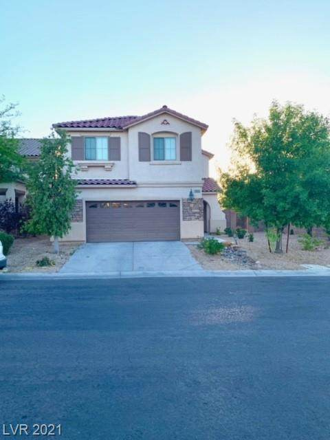 10503 Bella Camrosa Drive, Las Vegas, NV 89141 (MLS #2304321) :: Jeffrey Sabel