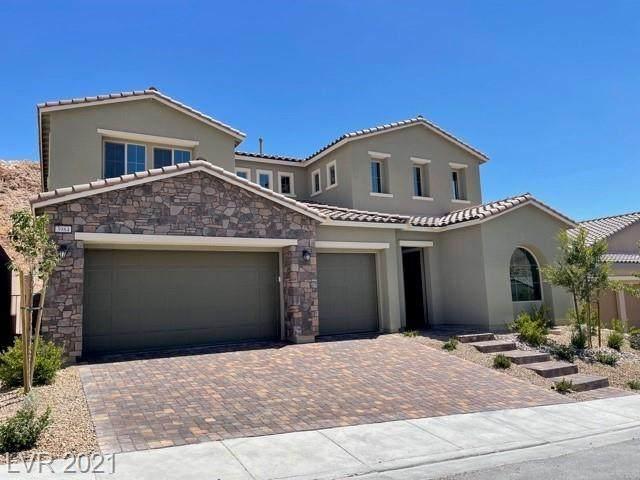 3984 Montone Avenue, Las Vegas, NV 89141 (MLS #2304367) :: Jack Greenberg Group