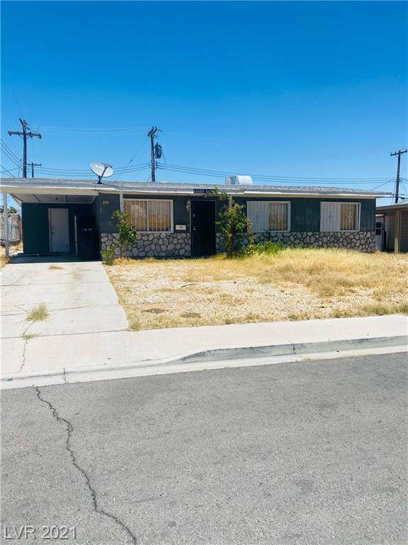 640 Hause Avenue, North Las Vegas, NV 89030 (MLS #2304389) :: Jack Greenberg Group