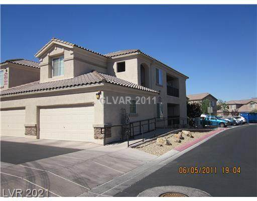 4710 Apulia Drive #104, North Las Vegas, NV 89032 (MLS #2304438) :: Hebert Group | Realty One Group