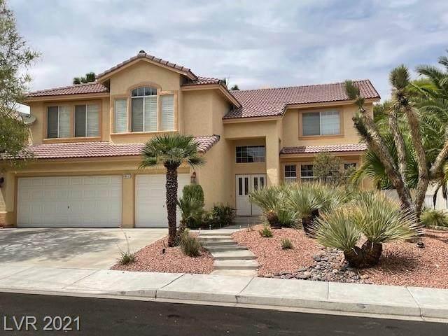 8112 Bay Pines Avenue, Las Vegas, NV 89128 (MLS #2304450) :: Lindstrom Radcliffe Group