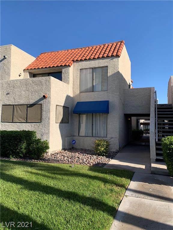 4391 Gannet Circle #10, Las Vegas, NV 89103 (MLS #2304464) :: ERA Brokers Consolidated / Sherman Group