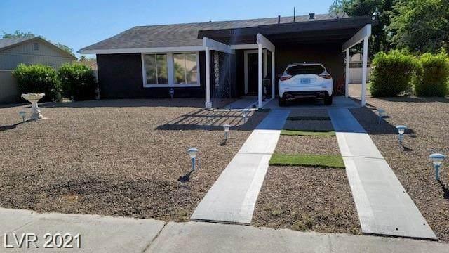 312 Century Drive, Las Vegas, NV 89110 (MLS #2304569) :: Signature Real Estate Group