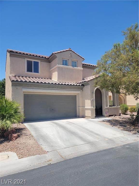 8017 Loma Del Ray Street, Las Vegas, NV 89131 (MLS #2304594) :: Signature Real Estate Group