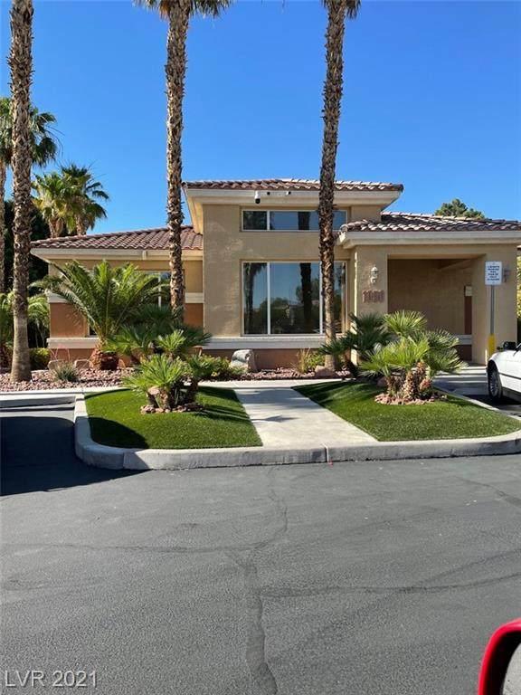 1050 E Cactus Avenue #1031, Las Vegas, NV 89183 (MLS #2304628) :: The Shear Team