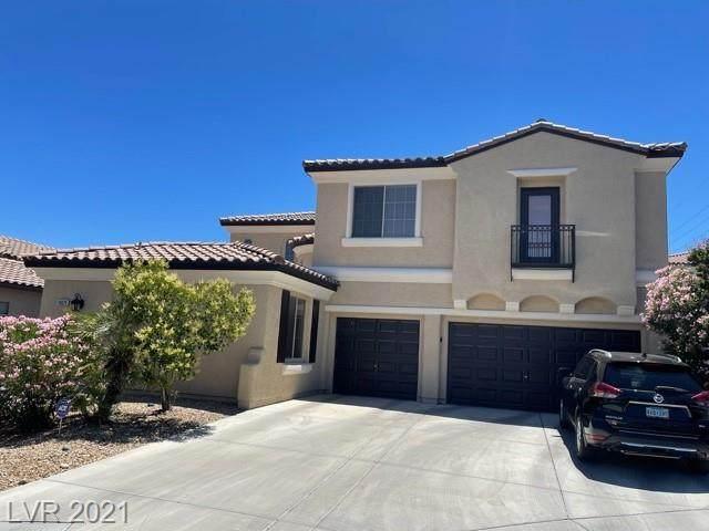 10029 Village Walk Avenue, Las Vegas, NV 89149 (MLS #2304645) :: Jack Greenberg Group