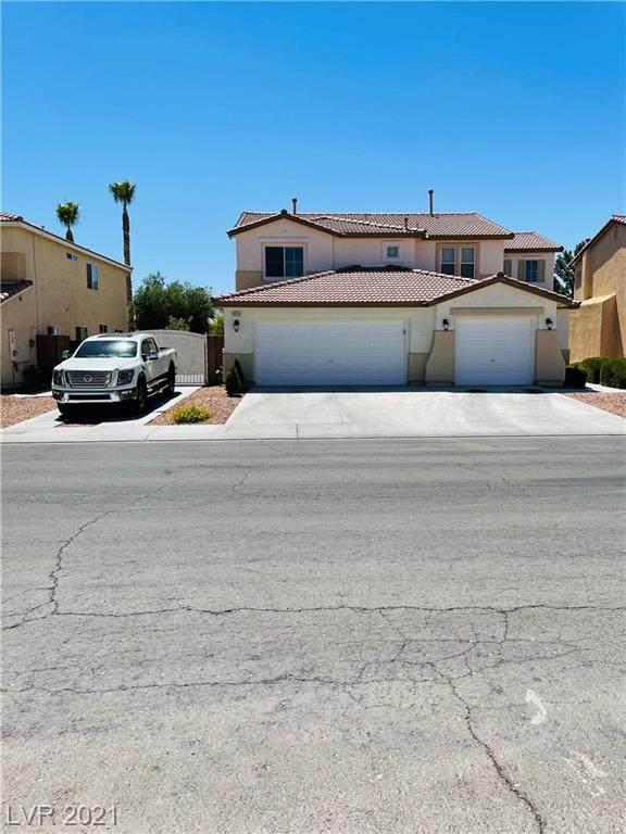 6531 Feather Peak Street, North Las Vegas, NV 89084 (MLS #2304771) :: Lindstrom Radcliffe Group