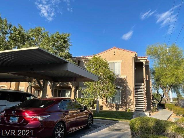 10245 S Maryland Parkway #269, Las Vegas, NV 89183 (MLS #2304824) :: Hebert Group | Realty One Group