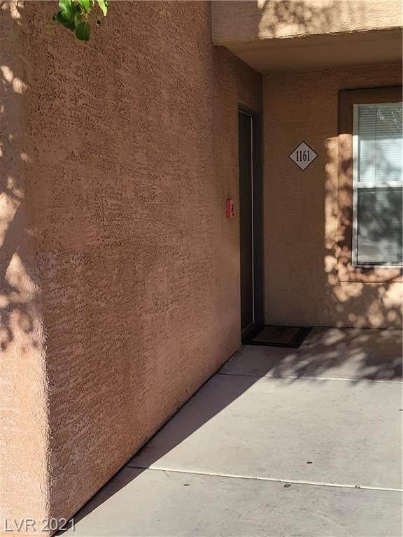 8101 W Flamingo Road #1161, Las Vegas, NV 89147 (MLS #2304862) :: Hebert Group | Realty One Group