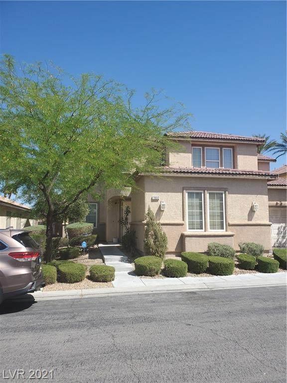 7832 Osage Canyon Street, Las Vegas, NV 89113 (MLS #2304907) :: Hebert Group   Realty One Group