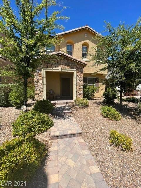 2351 Corte Pescado Street, Henderson, NV 89044 (MLS #2304982) :: Hebert Group | Realty One Group