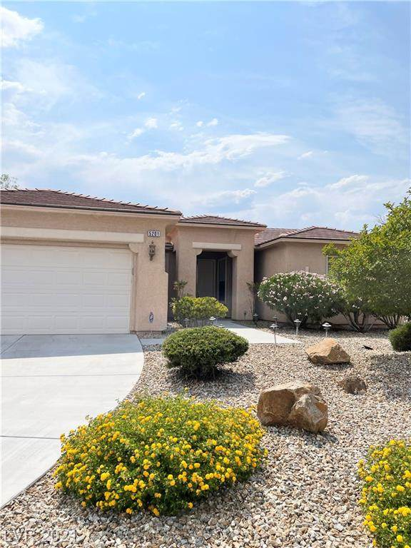 5201 Vedra Court, Las Vegas, NV 89135 (MLS #2305071) :: Signature Real Estate Group