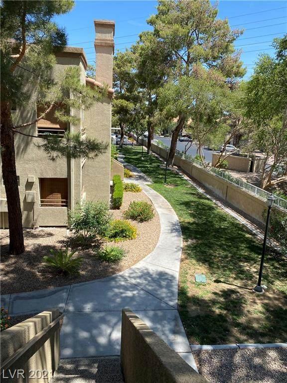 3145 E Flamingo Road #2105, Las Vegas, NV 89121 (MLS #2305203) :: ERA Brokers Consolidated / Sherman Group